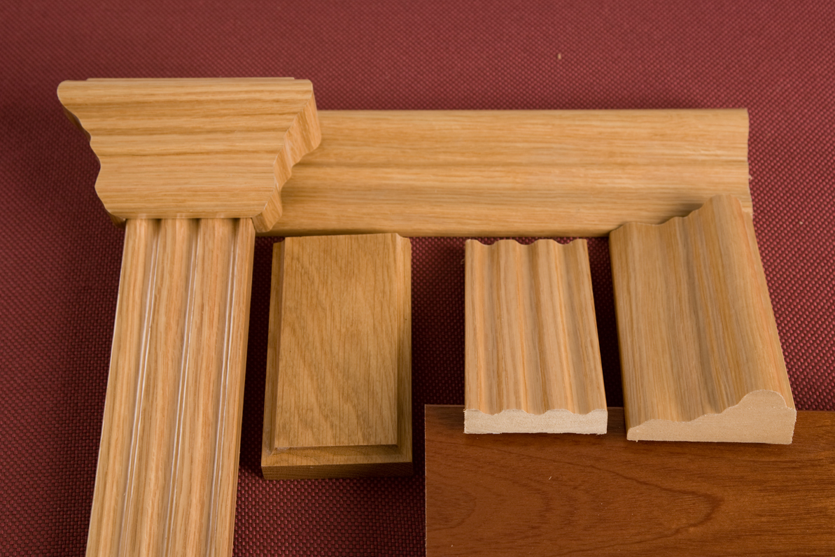 Moldutinber productos cercos y molduras moldutimber - Marcos de puertas de madera ...